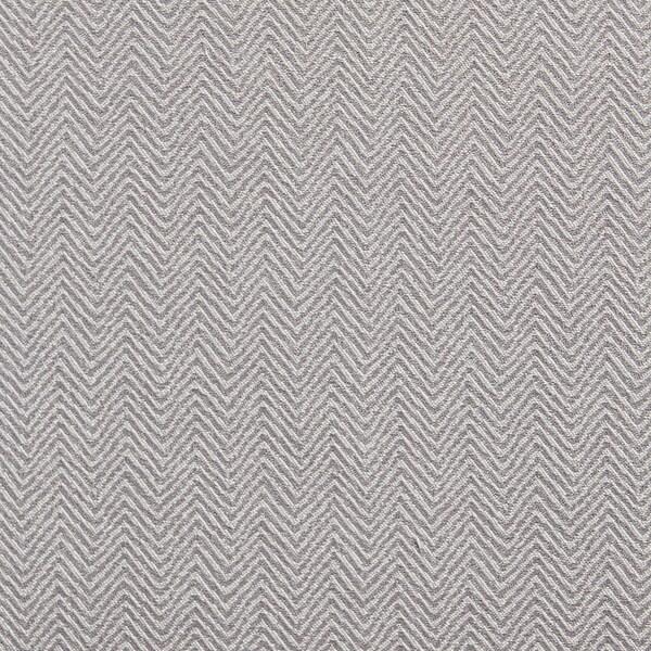 A0220h Grey Small Herringbone Chevron Upholstery Fabric