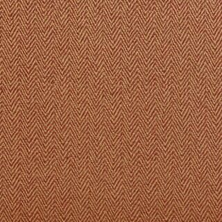 A0220f Orange and Gold Small Herringbone Chevron Upholstery Fabric