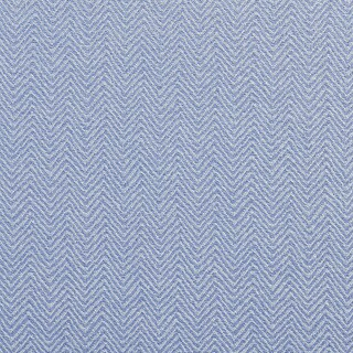 A0220d Light Blue Small Herringbone Chevron Upholstery Fabric