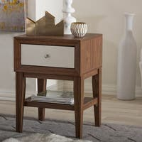 Laurel Creek Payton Mid-Century Modern Nightstand