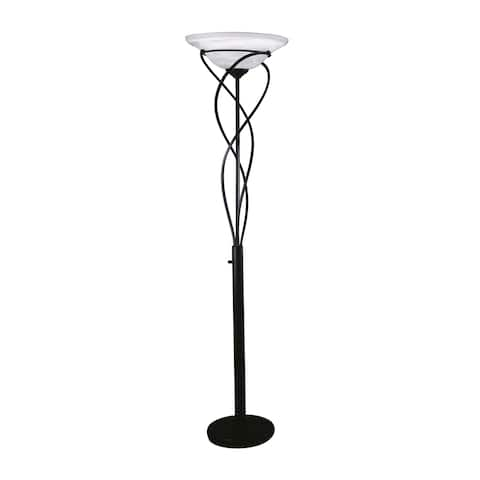 Lite Source Majesty Torchiere Lamp