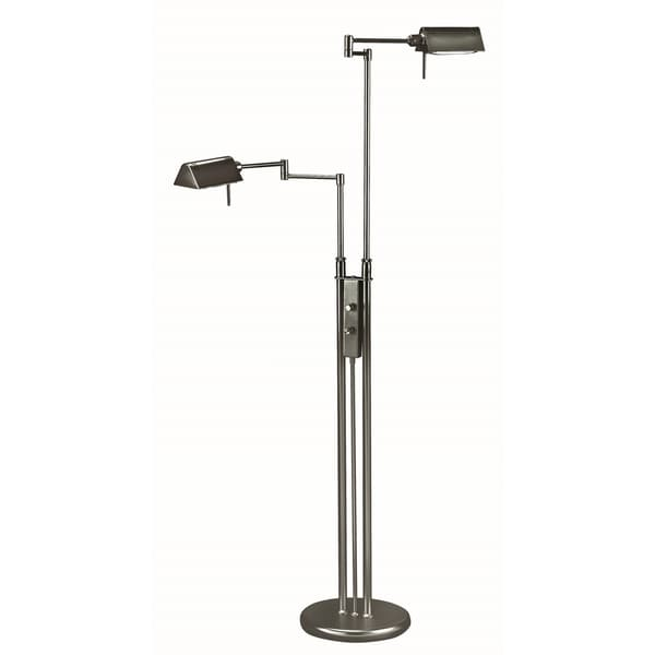 Lite Source Pharma Collection 2 Light Floor Lamp
