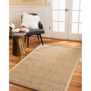 Maritime Sage Seagrass Rug (6' x 9')