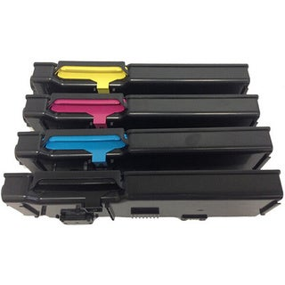 Dell Color Laser C2660dn C2665dnf Series Printers Toner Cartridge (Pack of 4)