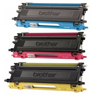 3 Pack Color set Replacing Brother TN-115 Cyan Magenta Yellow Toner Cartridge
