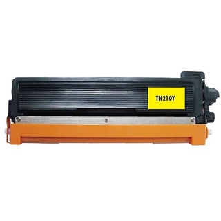 Replacing Brother TN-210 210Y Yellow Toner Cartridge