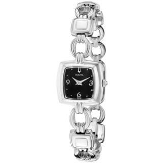Bulova Women's 96L102 Stainless Steel Watch