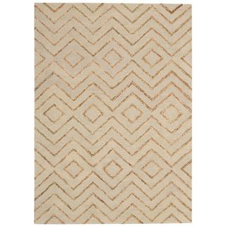 Barclay Butera Intermix Sand Area Rug by Nourison (3'6 x 5'6)