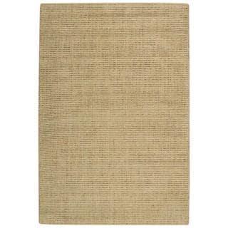 Barclay Butera Intermix Wheat Area Rug by Nourison (3'6 x 5'6)