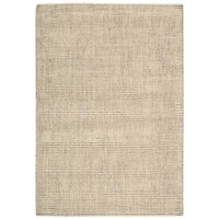 Barclay Butera Intermix Cloud Area Rug by Nourison - 3'6 X 5'6