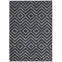 "Barclay Butera Intermix Storm Area Rug by Nourison - 5'3"" x 7'5"""