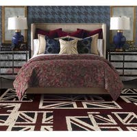 "Barclay Butera Intermix Union Jack Area Rug by Nourison - 5'3"" x 7'5"""