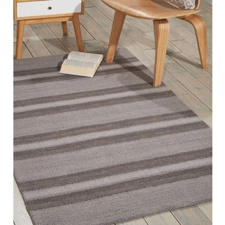 Barclay Butera Manford Shadow Area Rug by Nourison (3'6 x 5'6)