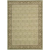 Nourison Persian Empire Green Rug (5'3 x 7'5) - 5'3 x 7'5""