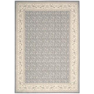 Nourison Persian Empire Silver Rug (5'3 x 7'5)