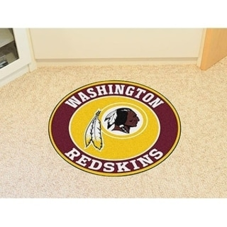 "NFL - Washington Redskins Roundel Mat 27"" diameter"