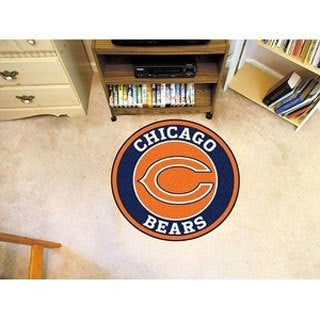"NFL - Chicago Bears Roundel Mat 27"" diameter"