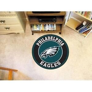 """NFL - Philadelphia Eagles Roundel Mat 27"""" diameter"""