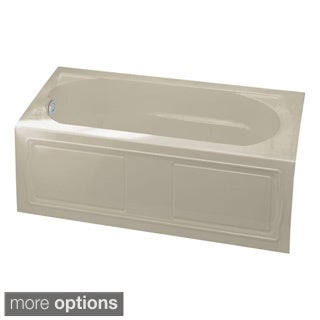 Kohler Devonshire 5 Foot Integral Apron Tile Flange Bathtub