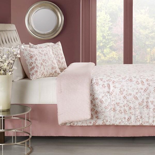 Grove Hill Kyoto Cotton 4-piece Comforter Set