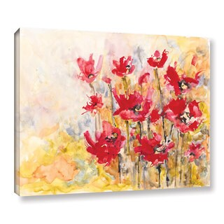 ArtWall Karin Johannesson 'Wildflowers Ii' Gallery-wrapped Canvas