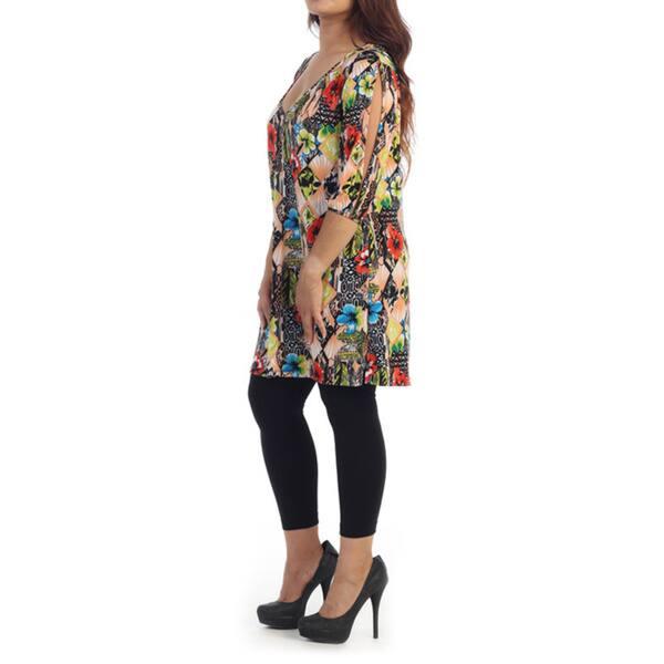 Shop Women\'s Plus Size Hawaiian Dress - Free Shipping On ...