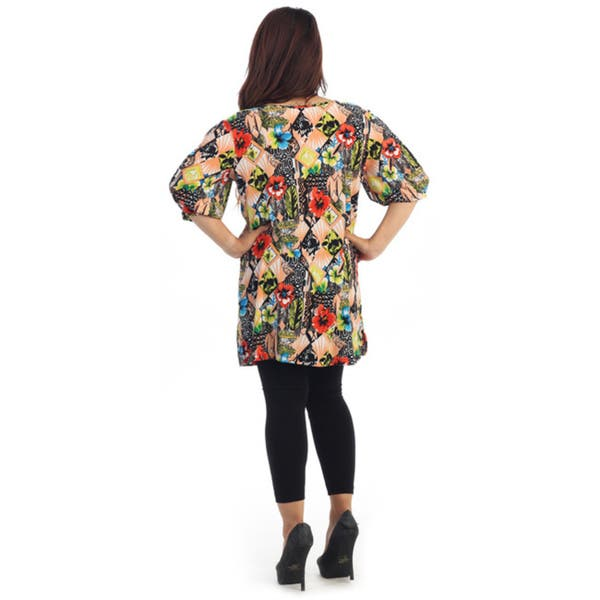Shop Women\'s Plus Size Hawaiian Dress - Free Shipping On ...