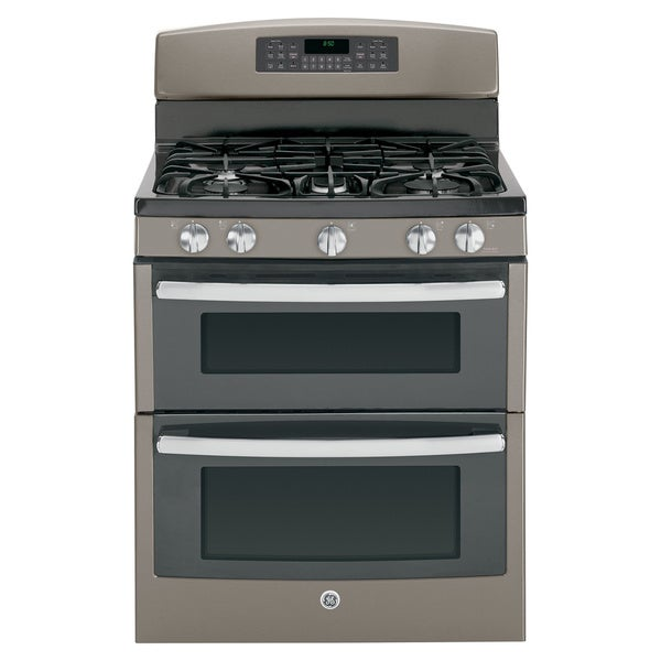 Ge Cafe Free Standing Gas Double Oven