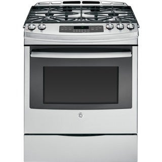 GE 30-inch Slide-in Gas Range