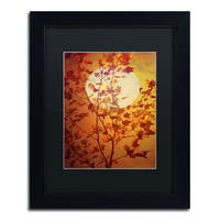 Philippe Sainte-Laudy 'Time Out' Black Framed Canvas Wall Art