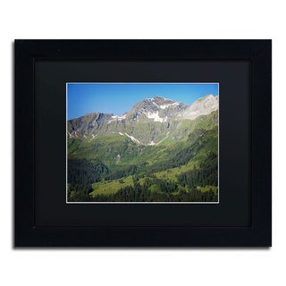 Philippe Sainte-Laudy 'Perfect Day' Black Framed Canvas Wall Art
