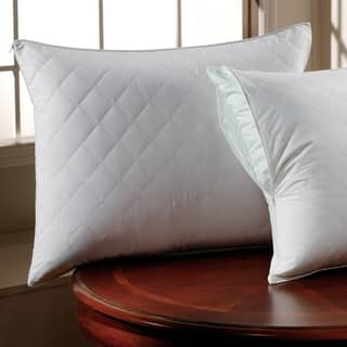 300 Thread Count Cotton Sateen Quilted Pillow Protector with Zipper (Set of 2)|https://ak1.ostkcdn.com/images/products/10315502/P17427334.jpg?impolicy=medium