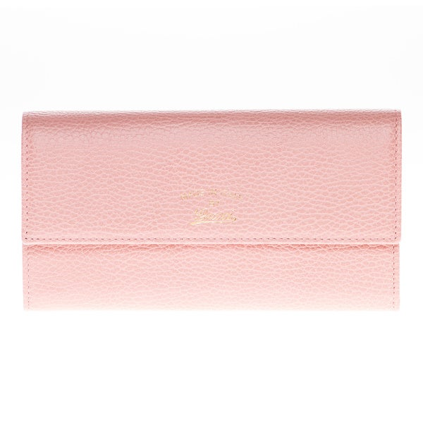 Gucci Swing Leather Continental Wallet - Free Shipping Today ...