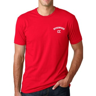 Men's Bushwood Country Club Golfing Cotton T-shirt