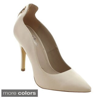 Shake Collection Celine Women's Pointed Toe Stiletto Heel (As Is Item)
