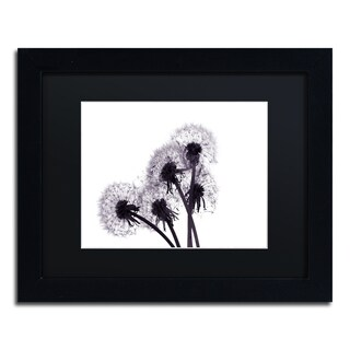 Beata Czyzowska Young 'Bunch of Wishes' Framed Canvas Wall Art