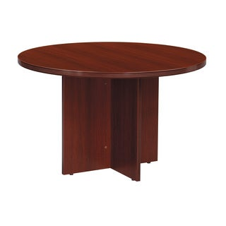 OSP Furniture 47-inch Napa Round Conference Table