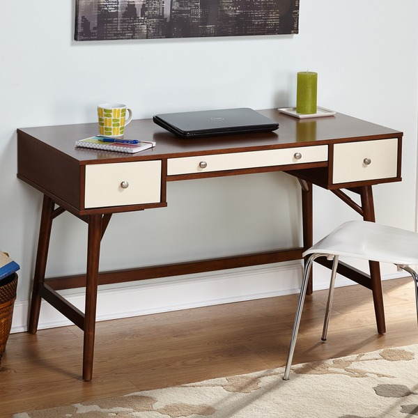 Simple Living Sutton Mid Century Desk Free Shipping Today