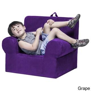 Jaxx Julep Arm Chair for Kids (Option: Grape)