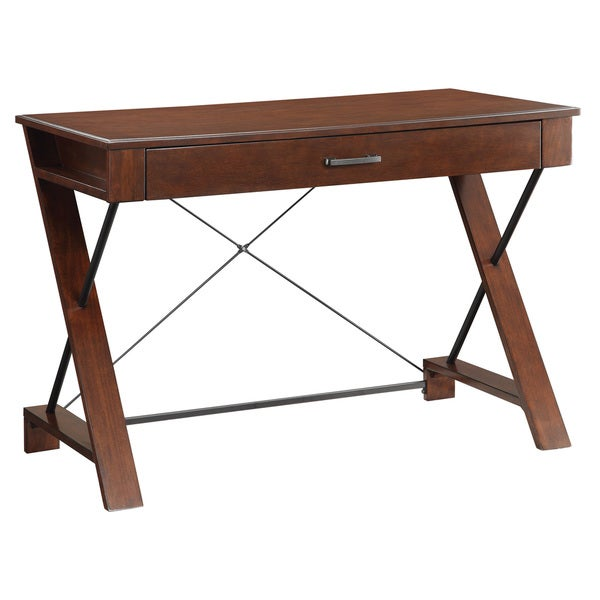 Office Star Products Bassett Rosalind Writing Desk - Free Shipping