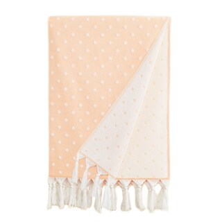 Sweet Kids Dots or Stripes Turkish Cotton Pestemal Bath Towel (More options available)