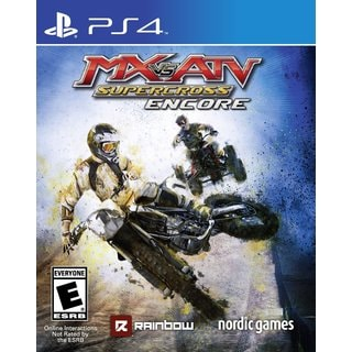 PS4 - MX vs. ATV Supercross: Encore Edition