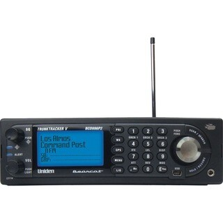 Digital Mobile TrunkTracker V Scanner