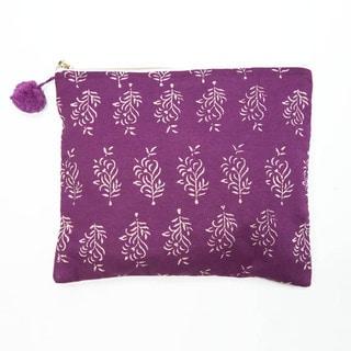 Berry Ctoon Duchess Pouch Clutch (India)