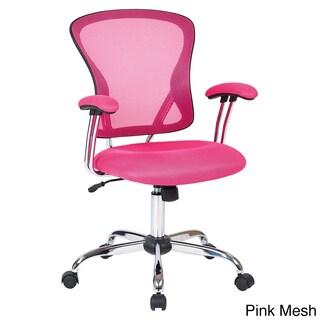 Juliana Mesh Task Chair (Option: Juliana Task Chair in Pink Mesh)