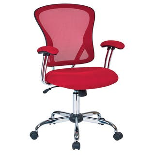 Pink Office & Conference Room Chairs For Less | Overstock.com