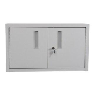 Luxor LLTMW16-G Wall/Desk 16-tablet Charging Box
