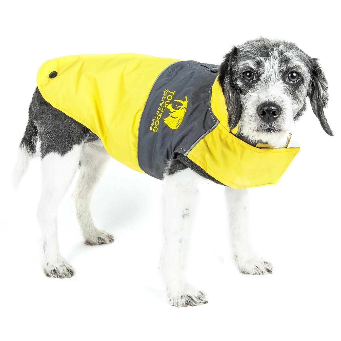 Petlife Touchdog Lightening Shield Waterproof Convertible...