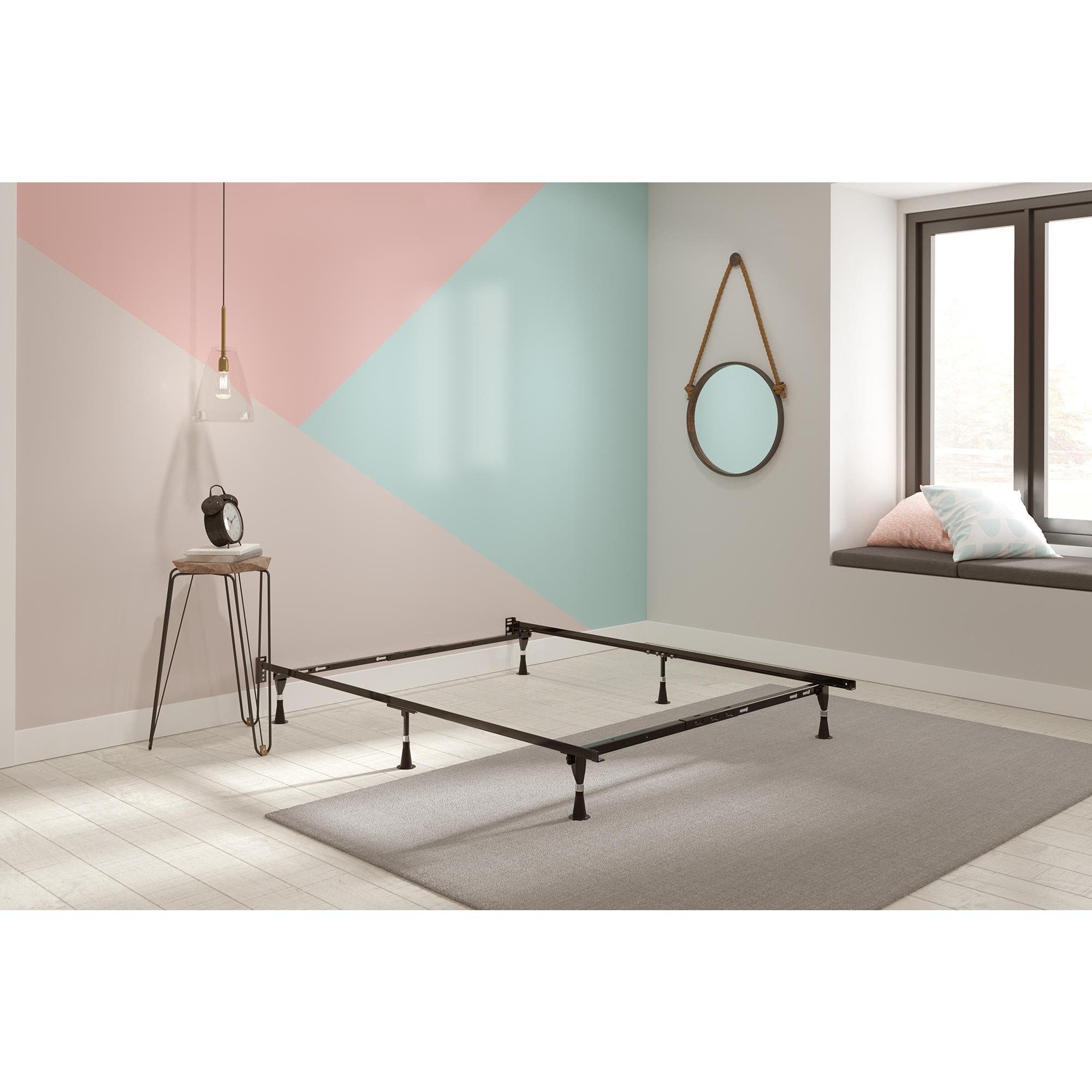 DHP Signatutre Sleep Queen/ King Metal Adjustable Bed Fra...