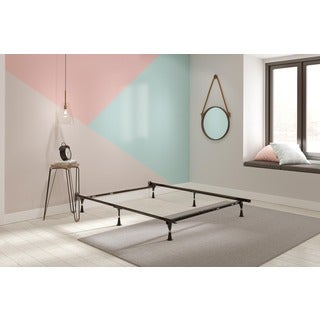 DHP Signatutre Sleep Queen/ King Metal Adjustable Bed Frame